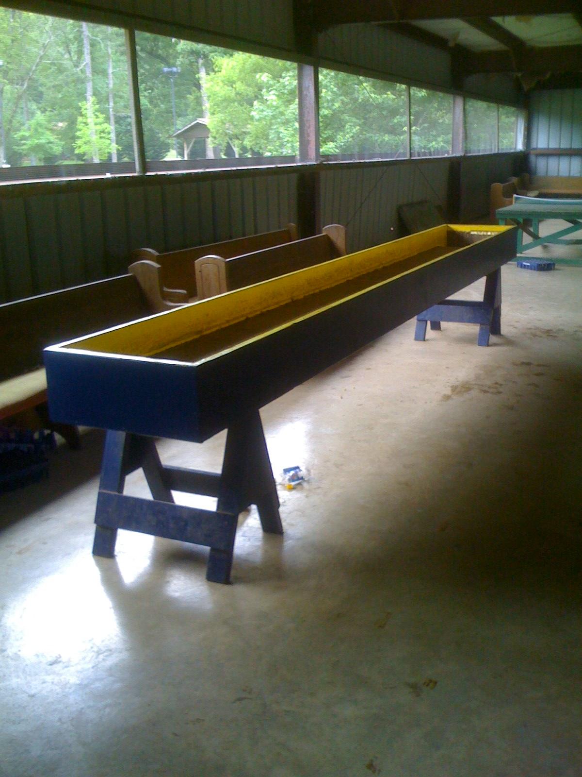 Download Carpet Ball Table Plans Plans Diy Wood Desk Designs   Tom3099