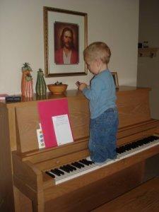 piano climber